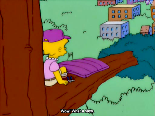 lisa contemplates systemic change