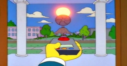 mr burns blocks out the sun