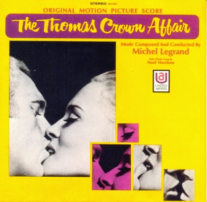 Soundtrack - The Thomas Crown Affair