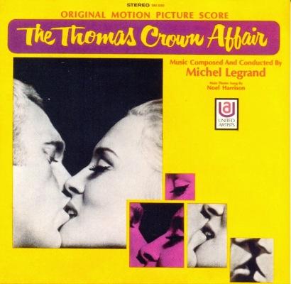 Soundtrack - The Thomas Crown Affair